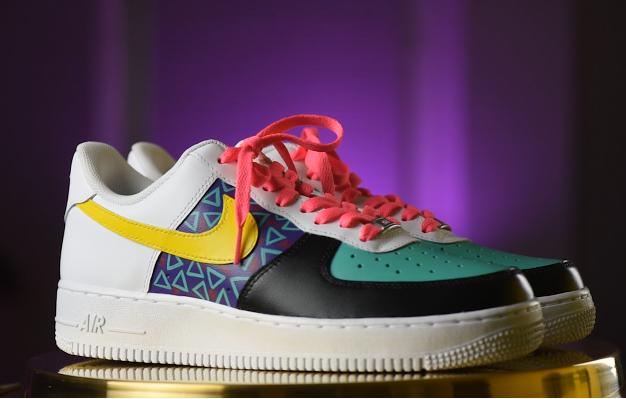 Step By Step Guide To Make Custom Nike Air Force 1